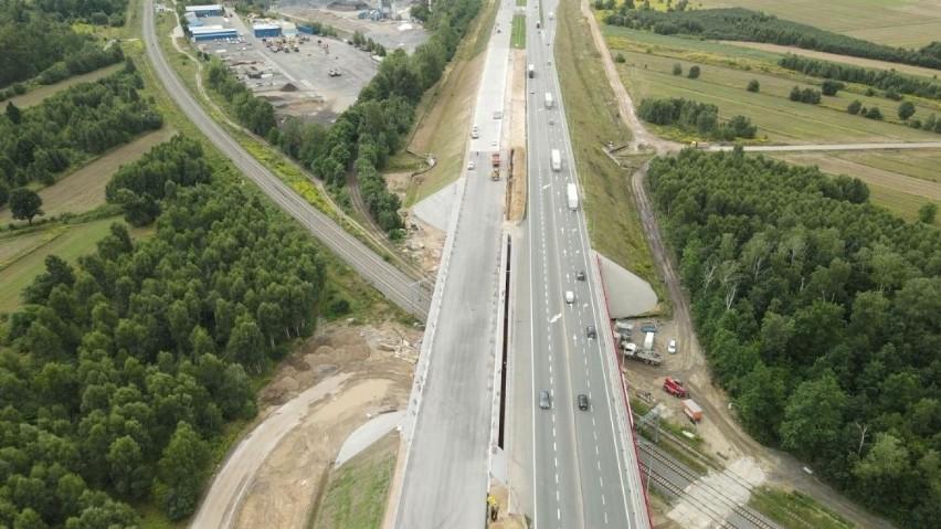 Zniknął już odcinkowy pomiar prędkości na A1 na Śląsku 2