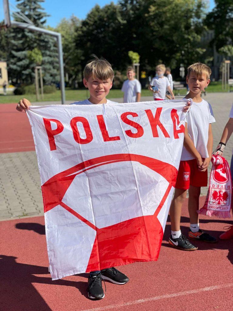 Narodowy Dzień Sportu w SP 31 4