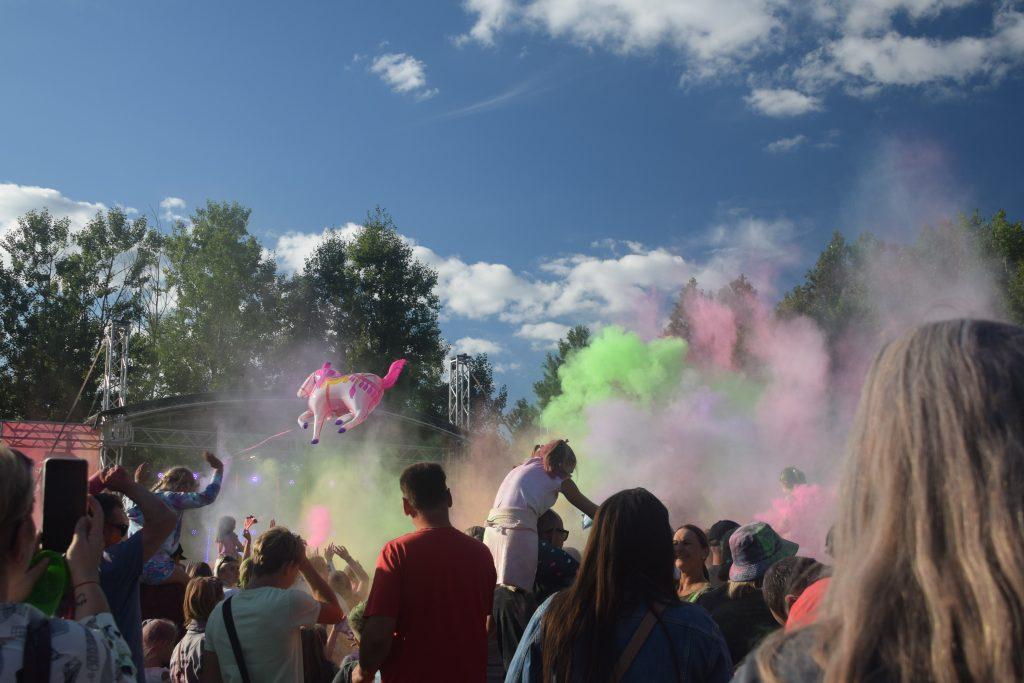 Festiwal Kolorów Park Lisiniec już za nami 10