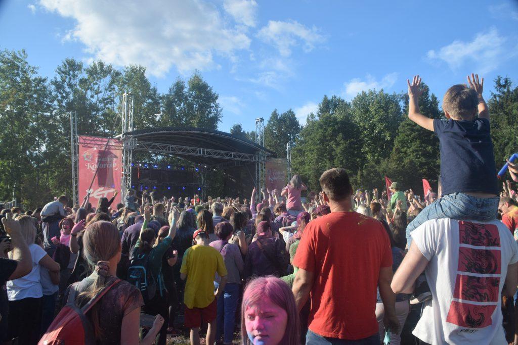 Festiwal Kolorów Park Lisiniec już za nami 13