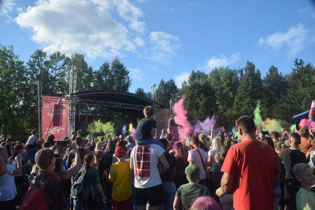 Festiwal Kolorów Park Lisiniec już za nami 14