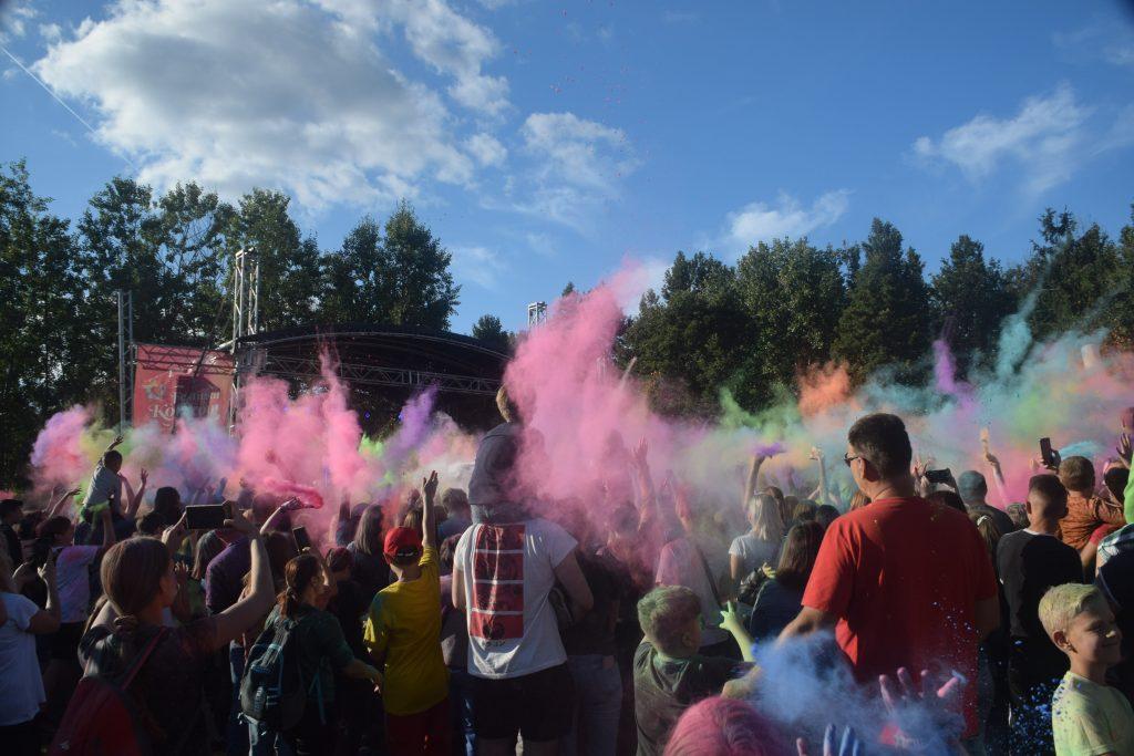 Festiwal Kolorów Park Lisiniec już za nami 15