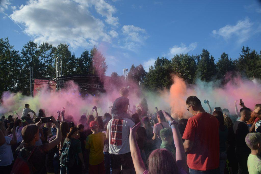 Festiwal Kolorów Park Lisiniec już za nami 16