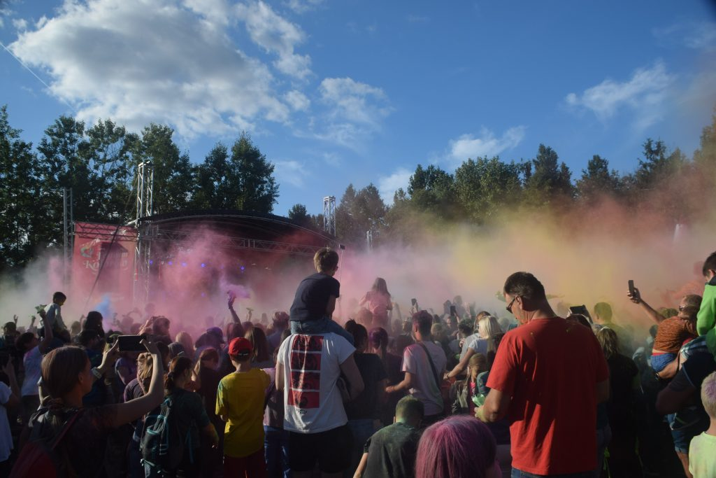 Festiwal Kolorów Park Lisiniec już za nami 17