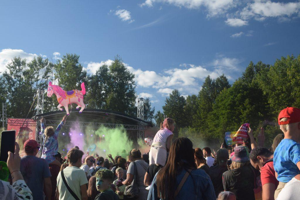Festiwal Kolorów Park Lisiniec już za nami 5