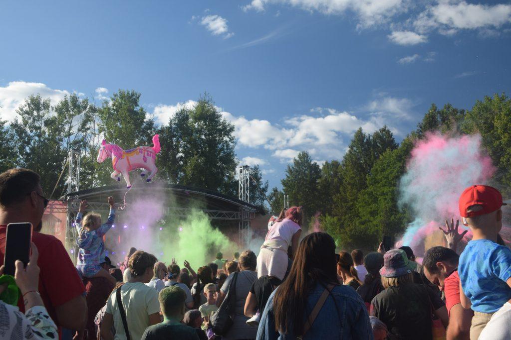 Festiwal Kolorów Park Lisiniec już za nami 6