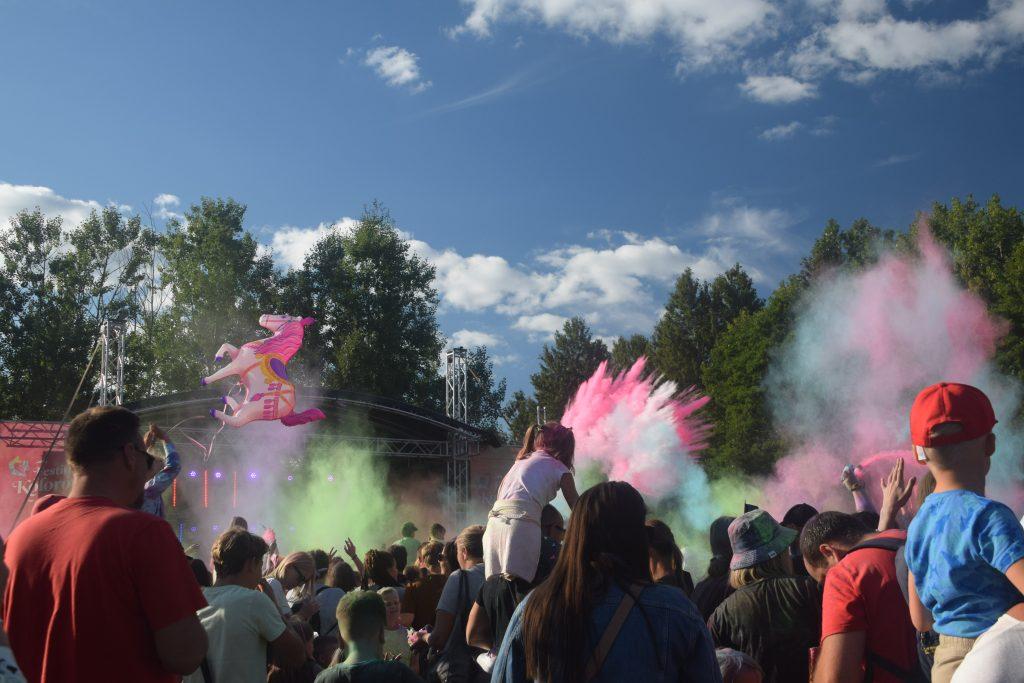 Festiwal Kolorów Park Lisiniec już za nami 7
