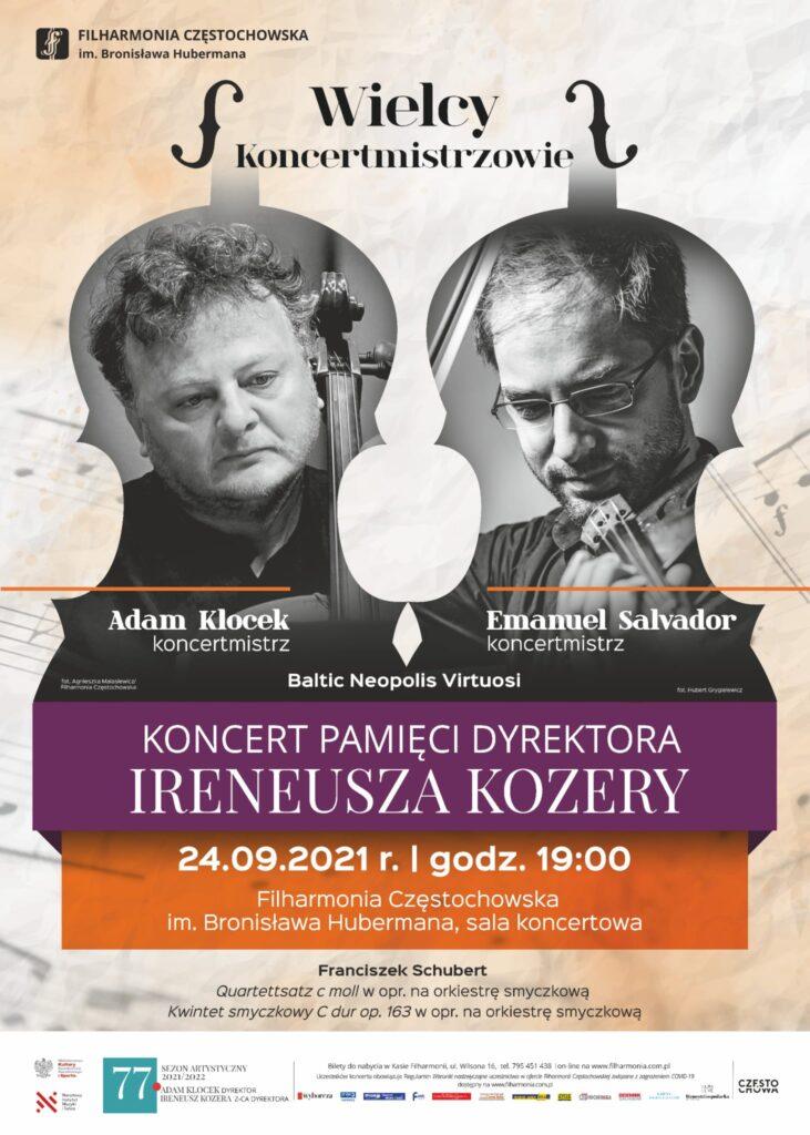 Pogrzeb Ireneusza Kozery odbędzie się 23 września na Cmentarzu Kule w Częstochowie 1