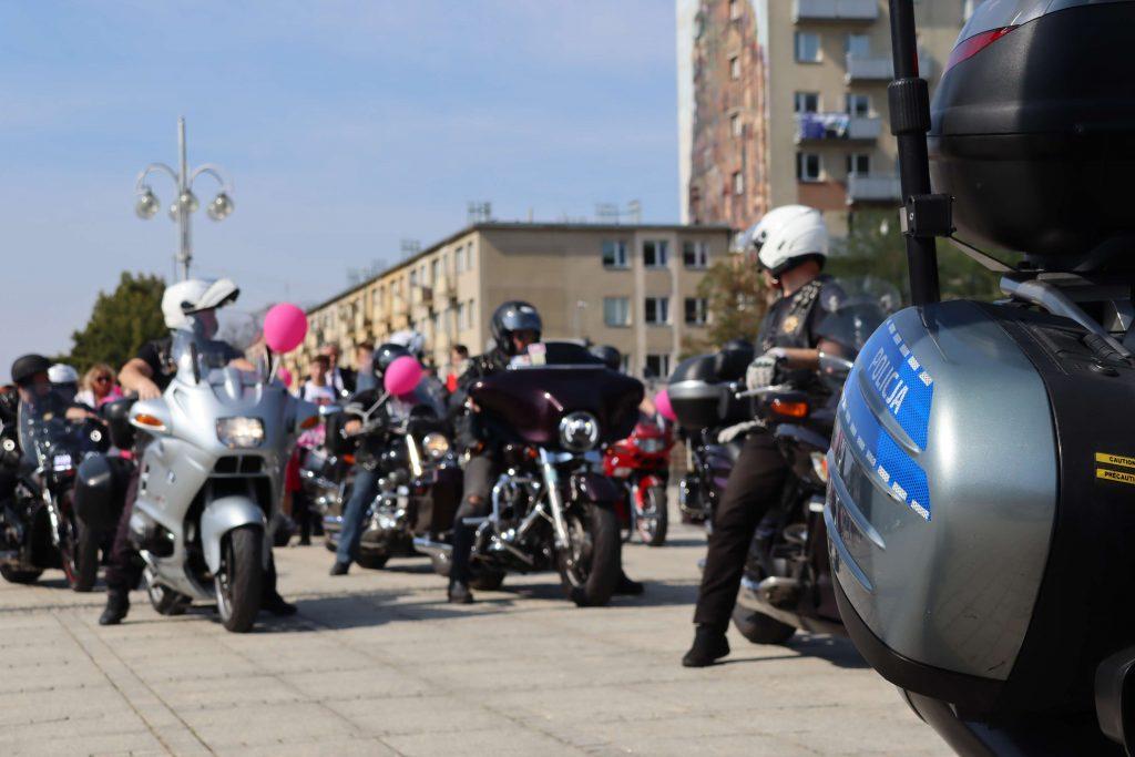 Przeszli ulicami Częstochowy, aby promować profilaktykę chorób nowotworowych 4