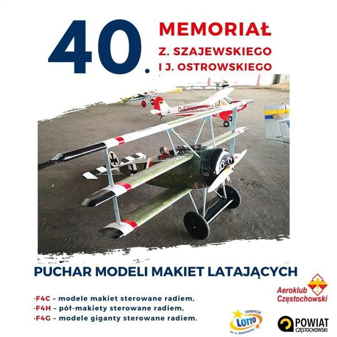 W ten weekend na lotnisku w Rudnikach zagoszczą modele latające 2