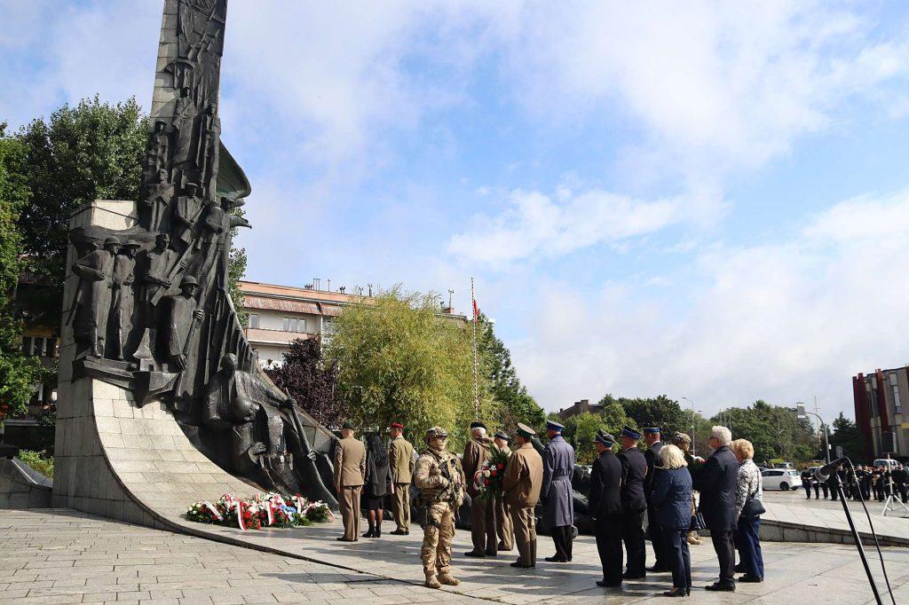 Dziś 82. Rocznica Wybuchu II Wojny Światowej oraz Dzień Weterana Walk o Niepodległość Rzeczypospolitej Polskiej 43