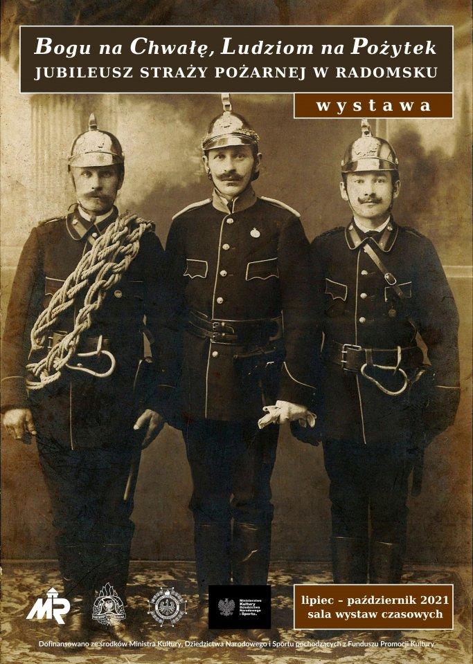 Jubileusz Straży Pożarnej w Radomsku 1