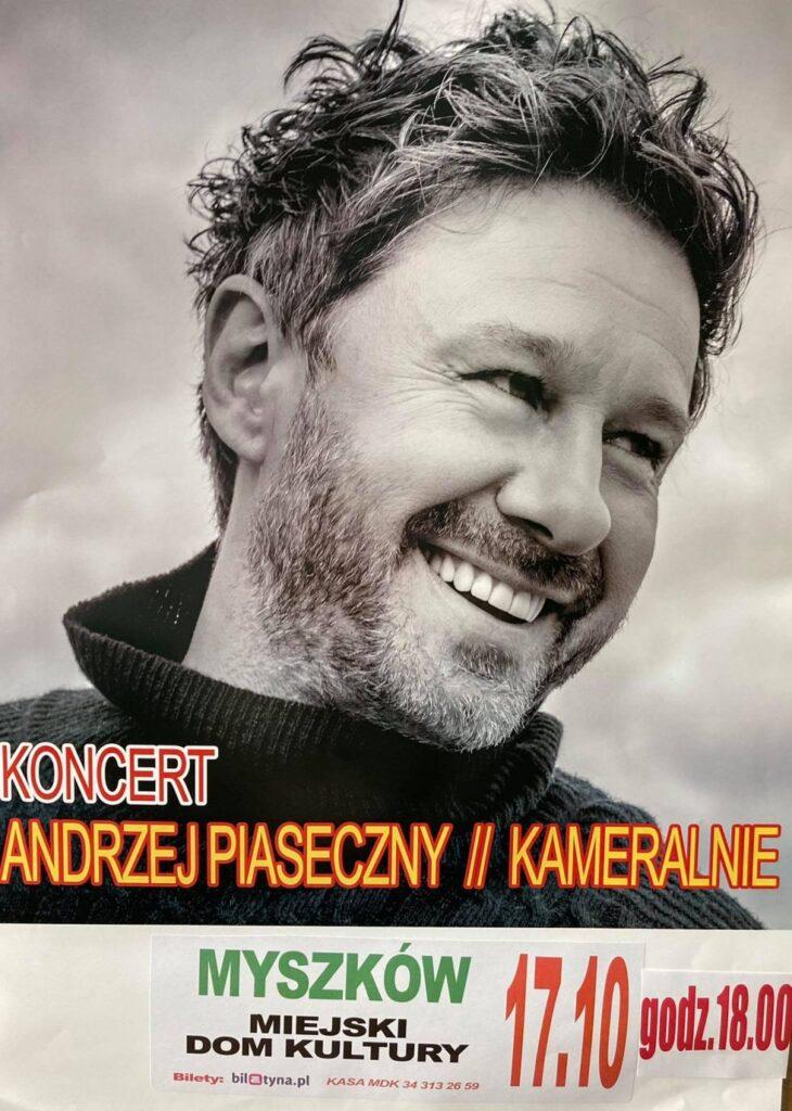 Koncert Andrzeja Piasecznego 1