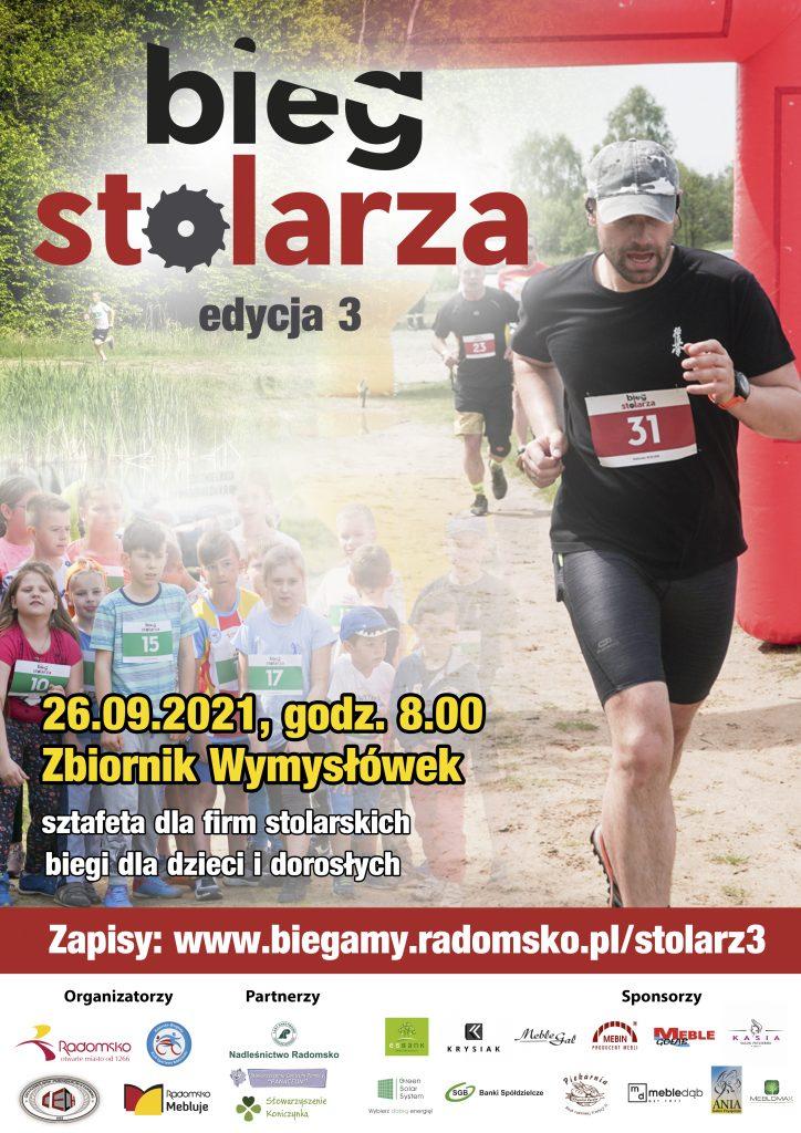 Bieg Stolarza w Radomsku – 26 września 2