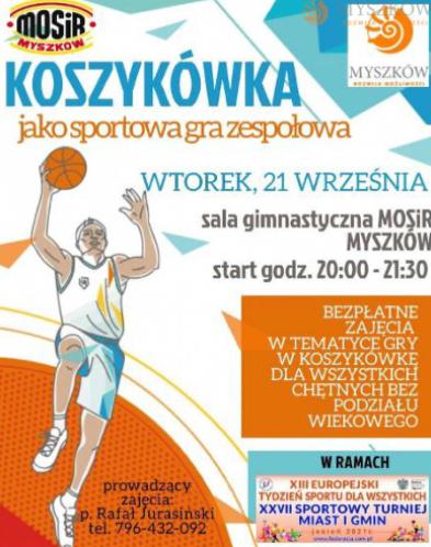 Myszkowski tydzień sportu 1