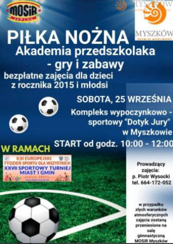 Myszkowski tydzień sportu 9