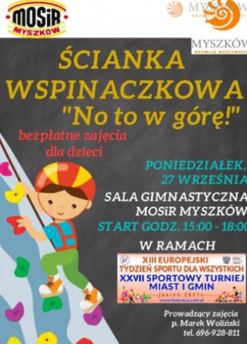Myszkowski tydzień sportu 7