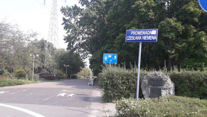 Promenada imienia Czesława Niemena zostanie przebudowana, zapowiada częstochowski samorząd, ale dokładnej daty nie podaje 3