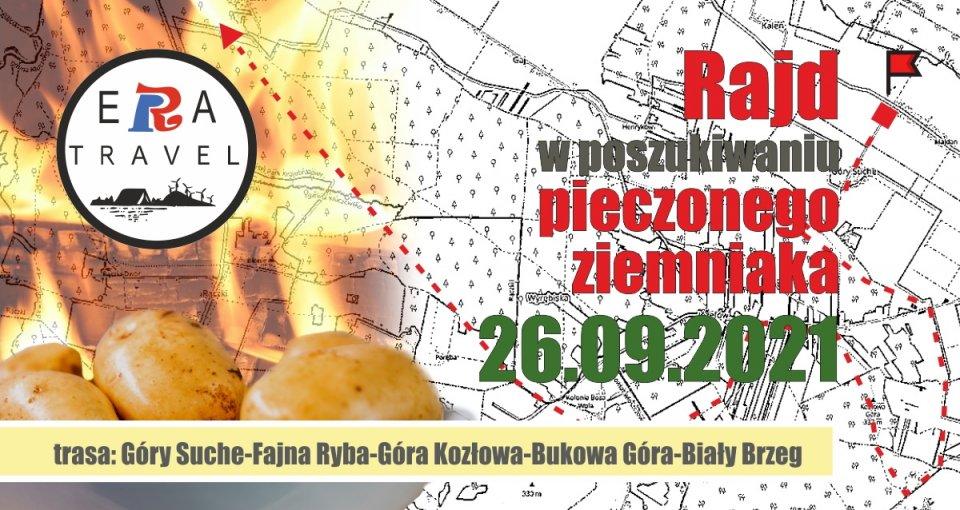 Rajd w poszukiwaniu pieczonego ziemniaka 26 września 1