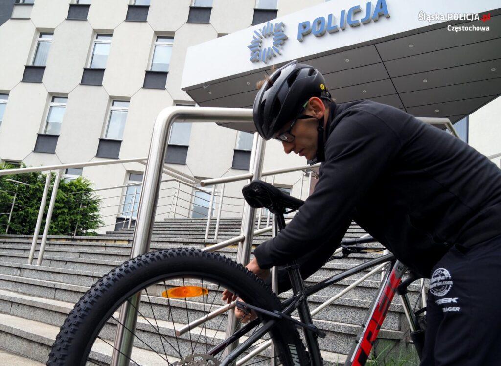 Kradną rowery! Miasto i częstochowska policja ostrzegają 1