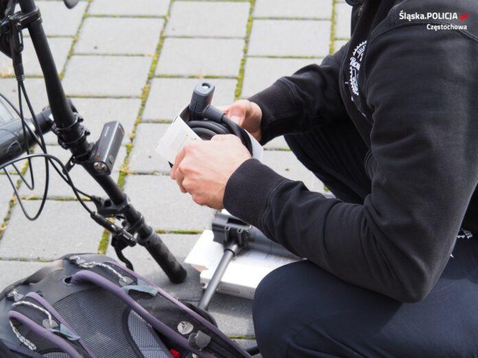 Kradną rowery! Miasto i częstochowska policja ostrzegają 7
