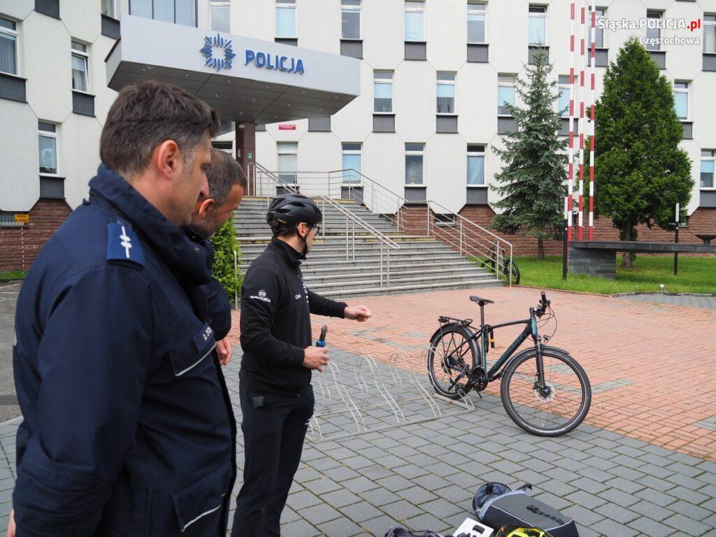 Kradną rowery! Miasto i częstochowska policja ostrzegają 3